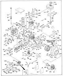 tecumseh hs40 55580m parts diagram for engine parts list 1 zoom