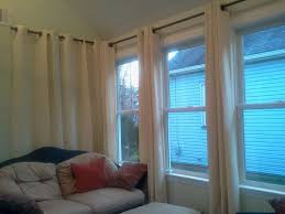 make stylish yet inexpensive curtain rods 7 steps with pictures curtain rods 144 long