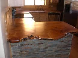 log countertop 4