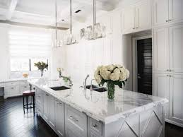White On White Kitchen Modern Kitchen Paint Colors Pictures Ideas From Hgtv Hgtv