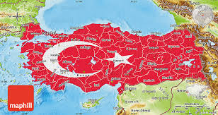 turkey physical features. Plain Features To Turkey Physical Features