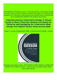 Interdisciplinary Interaction Design Pdf Download _p D F Interdisciplinary Interaction Design A