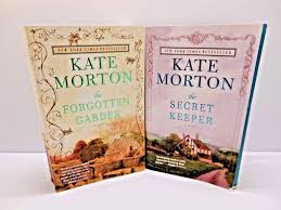 details about the forgotten garden the secret keeper by kate morton lot of 2