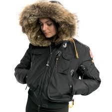 parajumpers gobi womens hooded er jacket