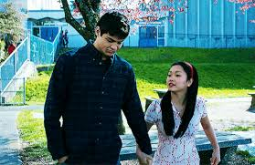 They chat for a while, and lara jean recalls that peter was. To All The Boys P S I Still Love You Peter Lara Jean In Gifs