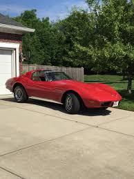 Chevrolet Corvette Questions - is it worth restoring a garage kept ...