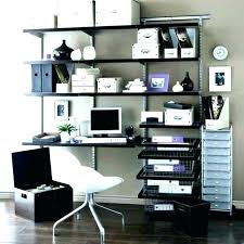 home office wall shelving. Office Shelves Design Shelving Ideas For Home Remarkable Wall . A