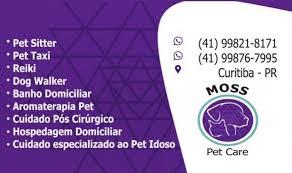 Moss pet care, Tarumã, Curitiba, PR