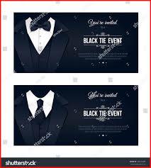 Luxury Black Tie Invitations Gallery Of Invitation Customize 145398