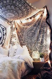mandala tapestry bedroom decor ideas