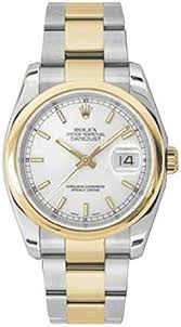 amazon com rolex oyster perpetual datejust mens watch 116203 rolex oyster perpetual datejust mens watch 116203
