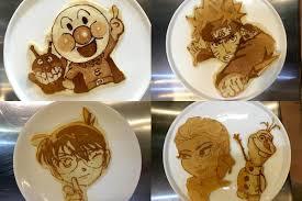 สวยไปอีก! Pancake Art สุดยอดแพนเค้กลายการ์ตูนฝีมือระดับเทพ - JGBThai