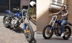 zaeta 530 flat tracker dirt track bike derestricted