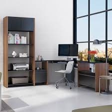 contemporary office storage. Semblance Associate Contemporary Desk / L-Shaped And Storage Set Modern Office Organization C