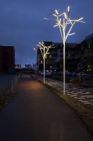 Street Lighting Design Albero Project In Reykjavik Iceland Lighting Products