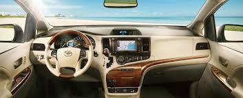2014 Toyota Sienna Dashboard - Limbaugh Toyota Reviews, Specials ...