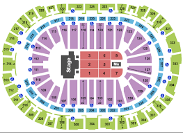 Seating Chart For Paul Mccartney Paul Mccartney Packages