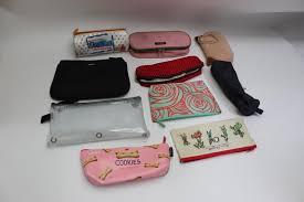 image 1 of 3 makeup bags