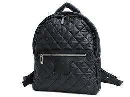 Azabu-juban blanc | Rakuten Global Market: Chanel Coco cocoon ... & Chanel Coco cocoon backpack A92559 nylon black / Bordeaux Coco make ladies  quilted black backpack CHANEL Adamdwight.com