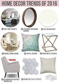 Small Picture 2016 Home Decor Trends How You Can Make Them Family Friendly