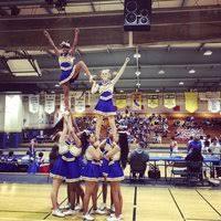 Richard Gahr Varsity Cheerleading Roster