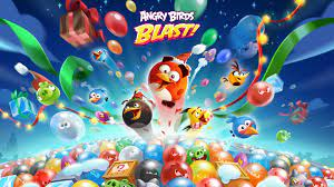 Angry Birds Blast Island (Page 1) - Line.17QQ.com