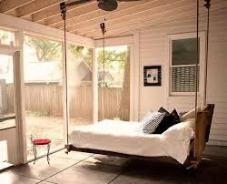 How To Hang Your Bed From The Ceiling Www Energywarden Net