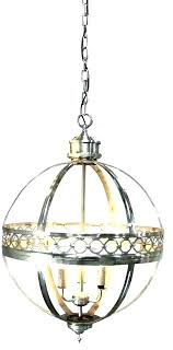extra large orb chandelier for new nickel ball metal traditional chandeliers home improvement catalog polished globe