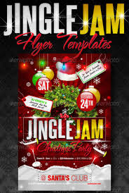 beautiful christmas posters and flyer design templates christmas bash party flyer