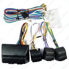 online get cheap power window wiring harness aliexpress com Window Switch Wiring Harness universal power window 8pcs switches with holder and wire harness j 2469(china window switch wiring harness