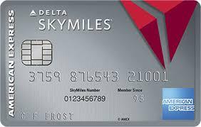 Delta Skymiles Benefits Chart Platinum Delta Skymiles Credit Card From American Express