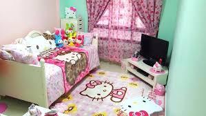 bedrooms for girls hello kitty. Modren Bedrooms Hello Kitty Bedroom Ideas Cute Bed  For And Bedrooms For Girls Hello Kitty S