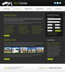real estate business template real estate business template website template new screenshots big · zoom in