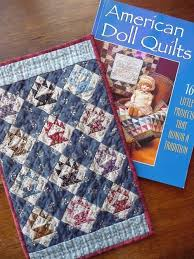 262 best images about Small Quilts on Pinterest | Antique quilts ... & Tiny baskets doll quilt Adamdwight.com