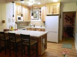 small u shaped kitchen designs with island