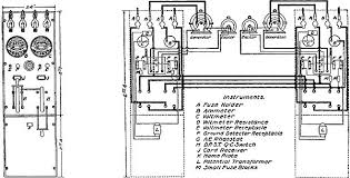 the project gutenberg ebook of hawkins electrical guide number 8 fort wayne switchboard panel for one alternator and one transfer circuit diagram giving dimensions arrangement of instruments of board and method of