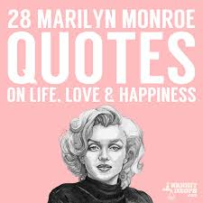 Be Your Own Kind Of Beautiful Quote Marilyn Monroe Best Of 24 Beautiful Marilyn Monroe Quotes On Life Love Happiness