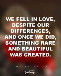 The Notebook Quotes Unique 48 Powerful 'The Notebook' Quotes For Every Romantic YourTango