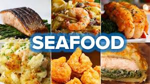 7 Recipes For Seafood Lovers - YouTube