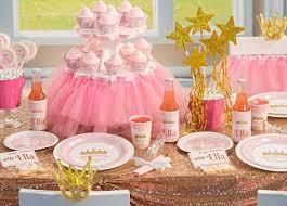Pink Provincial Princess Birthday Party