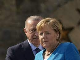 Treffen in Istanbul: Erdogan lobt Merkel   International