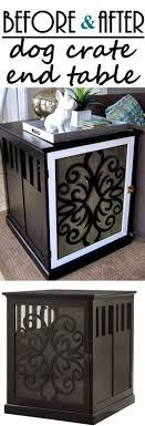 Best 25+ Dog crates ideas on Pinterest | Dog crate, Decorative dog crates  and Diy dog kennel