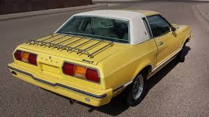 The Leisure Suit of Cars: 1977 Ford Mustang II