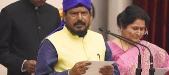 Fiery Dalit Leader Ramdas Athawale Has Turned Into A Court Jester In