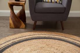 jasper round jute rug beach style area rugs by anji mountain 543311051285