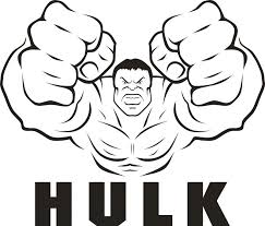 Pin By Shreya Thakur On Free Coloring Pages Hulk Coloring Pages
