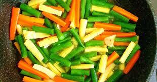 Aneka resep sayur dan tumis kacang panjang. 4 623 Resep Tumis Sayuran Ekonomis Enak Dan Sederhana Ala Rumahan Cookpad