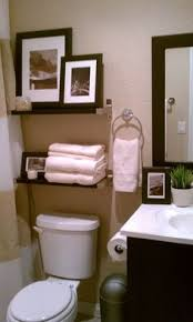 Small bathroom- decorative storage above toulet designs decorating before  and after design ideas bathroom design