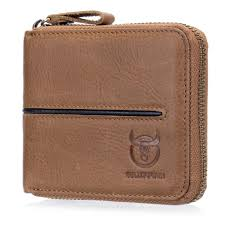 <b>Leisure Genuine Leather</b> Men Wallets Credit Business Card Holders ...
