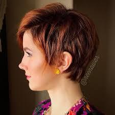 Modele De Coiffure Courte Pour Femme Couleur Coupe Courte